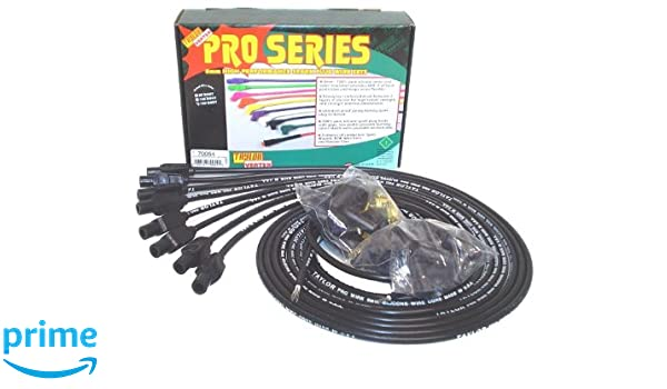 Taylor Cable 70051 8mm Pro Wire Ignition Wire Set