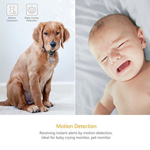 YI 2pc Smart Home Camera, 1080p WiFi IP Indoor Security Surveillance System with 24/7 Emergency Response, AI Human Detection, Pet Monitor and Cloud Service Available, Compatible with Alexa & Google