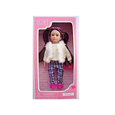 "LORI by OG (Our Generation) 6"" Witney Doll: Toys & Games"