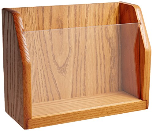 Wooden Mallet Countertop Magazine Display, Medium ()