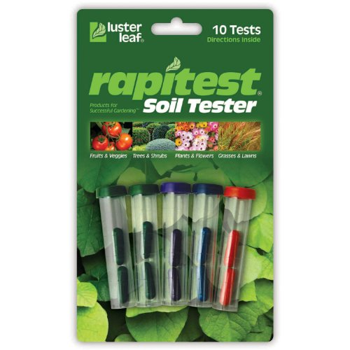 Luster Leaf Rapitest Soil Tester 1609CS - Rapitest Soil Test