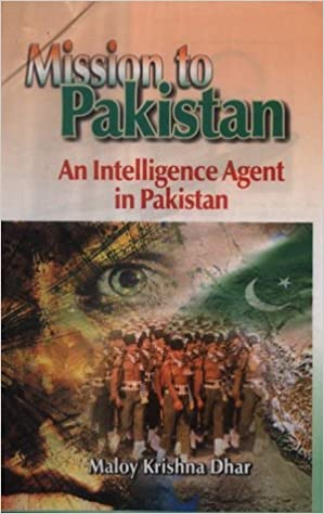 Buy Mission to Pakistan: An Intelligence Agent in Pakistan Book