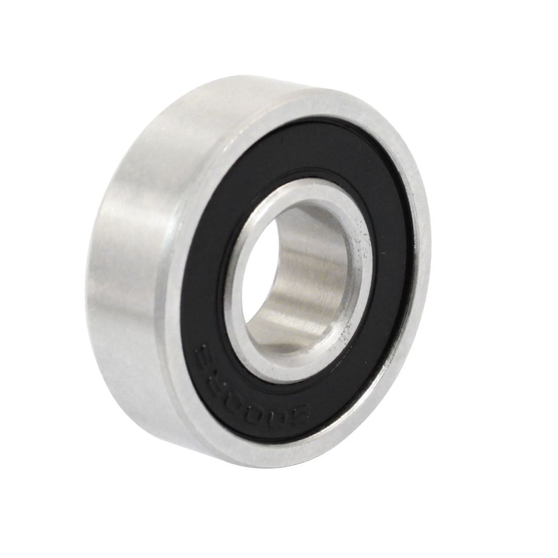 uxcell 6000RS 10mm x 26mm x 8mm Rubber Sealed Deep Groove Ball Bearing a14062500ux0088