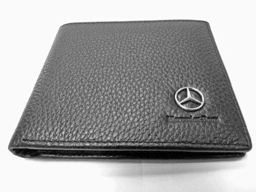 mercedes benz genuine leather wallet buy online in uae. Black Bedroom Furniture Sets. Home Design Ideas