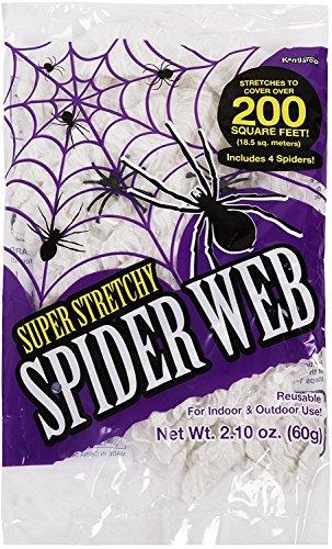 Kangaroo's Stretchy Spider Web - 16 Foot, 200