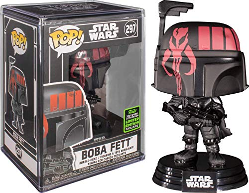 Funko POP! Star Wars: Futura - Boba Fett (ECCC Shared Exclusive)