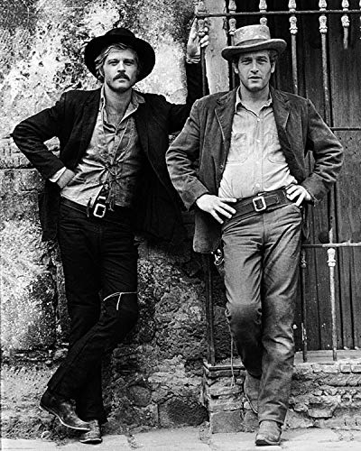 Butch Cassidy & Sundance Kid- Movie Poster Print-8 x 10