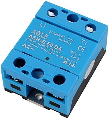 ASH-B-100DA Single Phase DC to AC 100A AC 660V Solid State Relay 100DA SSR