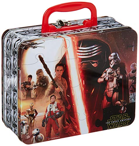 Dollaritem 202615 Wholesale Star Wars Episode 7 100Pc Puzzle in Tin Lunch Box X