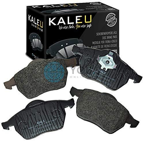 Kale 4D0698151 Front Axle Set of Brake Pads Brake Pads: