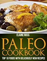 Paleo Cookbook Front Cover