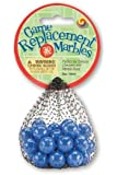 Mega Marbles Replacement Game (30 Piece), Blue, 14mm