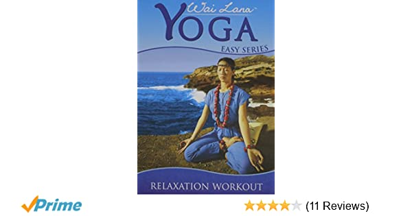 Amazon.com: Wai Lana Yoga: Easy Relaxation Workout: Wai Lana ...