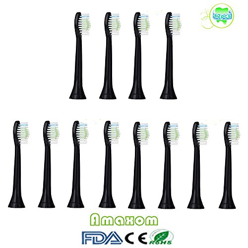 Amaxom Replacement Toothbrush DiamondClean Toothbrushes