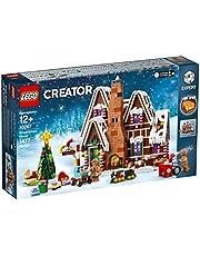 Creator Lego Expert 10267 domek do pierników (1477 elementów)