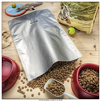 ShieldPro 1-Gallon 5-Mil Thick Mylar Bags for Long Term Emergency Food Storage & Amazon.com: ShieldPro 1-Gallon 5-Mil Thick Mylar Bags for Long Term ...