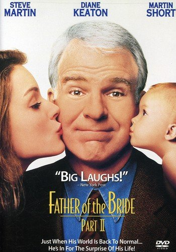 Amazoncom Father Of The Bride Part Ii Steve Martin Diane Keaton