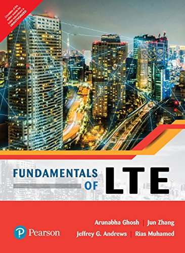 Fundamentals Of Lte, 1St Edition por Arunabha Ghosh And Jun Zhang