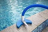 Aquatix Pro Pool Vacuum Head Half Moon Premium