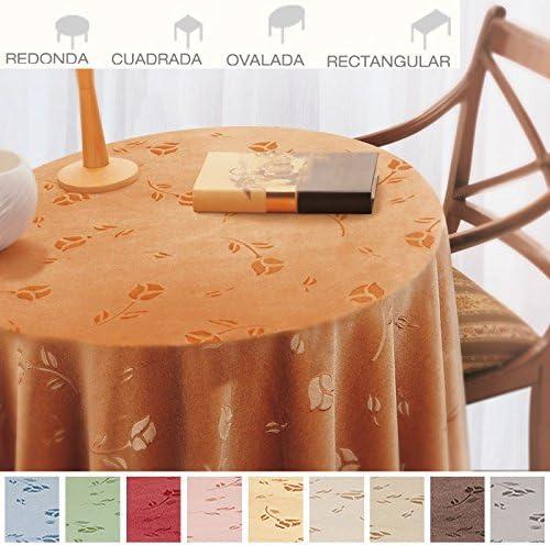 Falda para Mesa Camilla Modelo Deluxe 792, Color Chocolate 709 ...