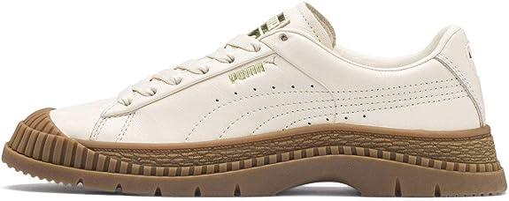 Amazon.com | PUMA Womens Utility Leather Casual Sneaker | Fashion Sneakers