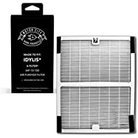 Idylis A Style Compatible HEPA Air Purifier Filter Motor City Home Products Brand Replacement (1)