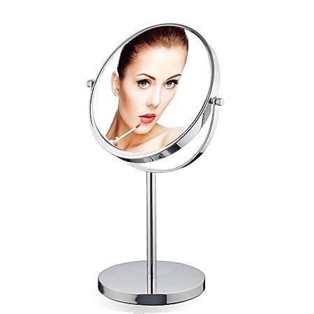 Espejo De Vanidad, Zoom 3X Base Giratoria Espejo De Vanidad ...