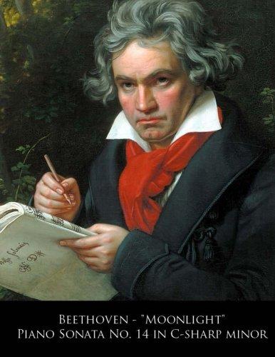 Sonata Moonlight Music Sheets (Beethoven -