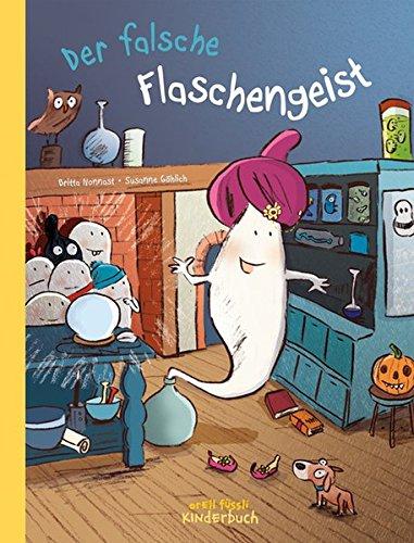 10 kleine Burggespenster - Der falsche Flaschengeist Gebundenes Buch – 9. Februar 2018 Britta Nonnast Susanne Göhlich OF Kinderbuch 3280035635