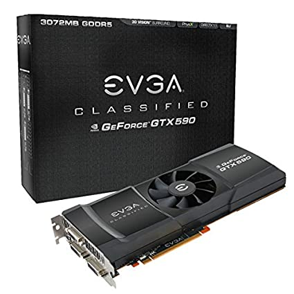 Download Driver: EVGA GeForce GTX 590