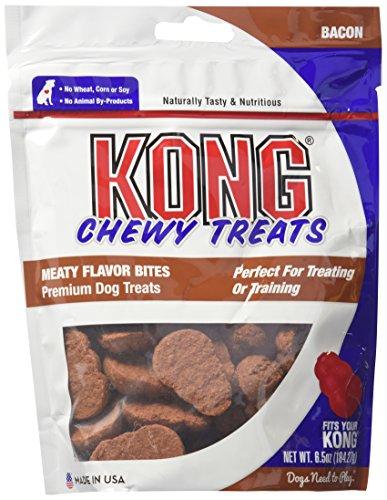 KONG Premium Treats Meaty Flavor Bites, Bacon