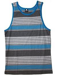 Men's Striped Tank Top YG5213