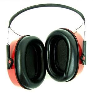 Stalwart 75-0865 Hawk Deluxe Performance Ear Muff Ear Plugs Hearing Protection