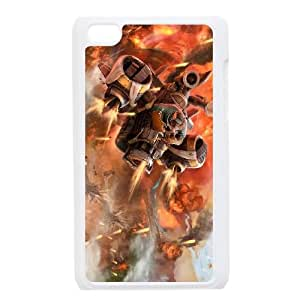 iPod Touch 4 Case White Defense Of The Ancients Dota 2 GYROCOPTER 003 IX7655759
