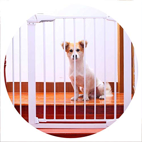 Extension Dog Fence for Dog Baby Fence Playpen Baby Safety Gate Pet Isolating Door Living Room Baby Stair Fence Door Lengthen