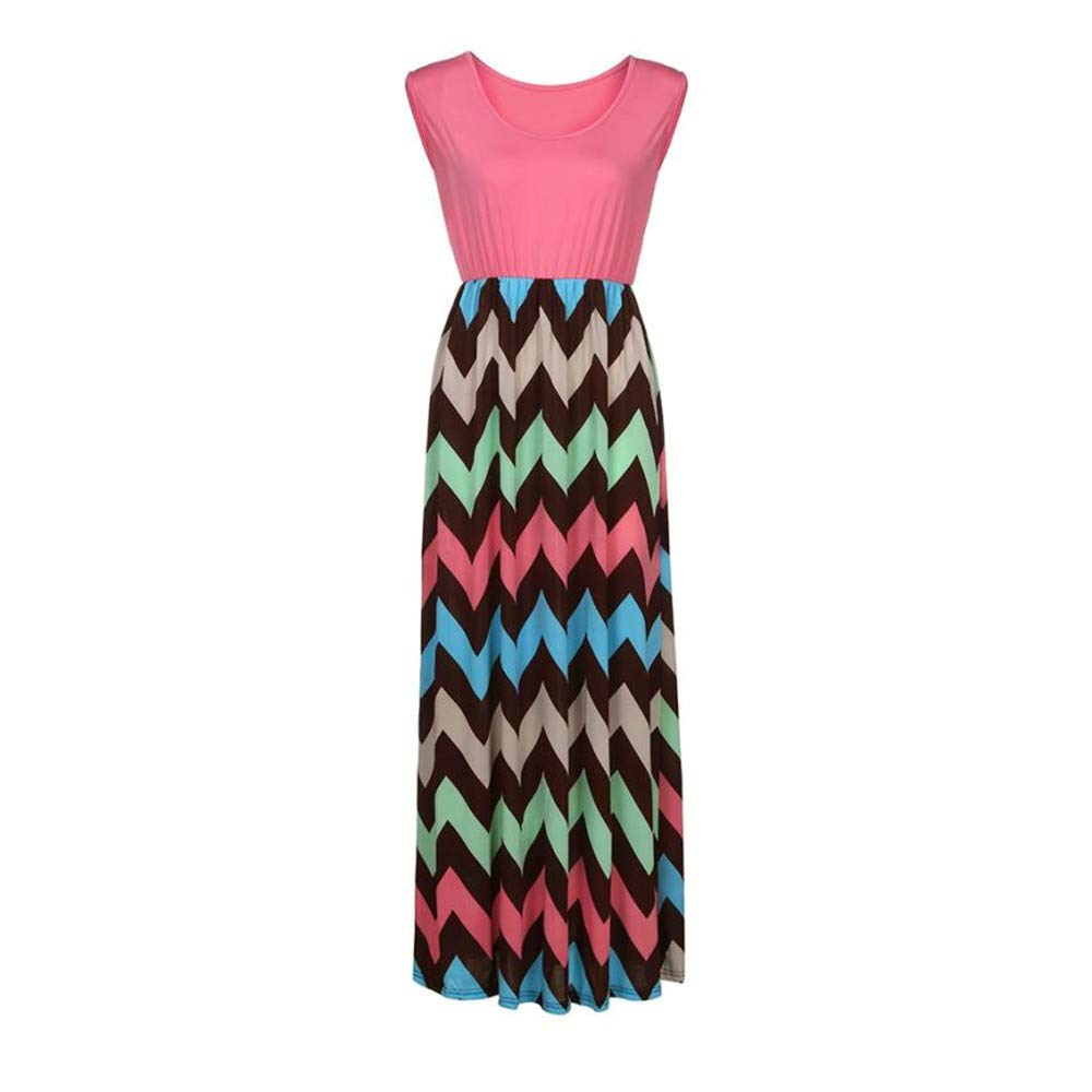 Drop Shipping Product Long Boho Dress Lady Beach Summer Sundrss Maxi Dress