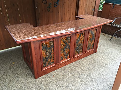 Elegant Bar top Epoxy Reviews