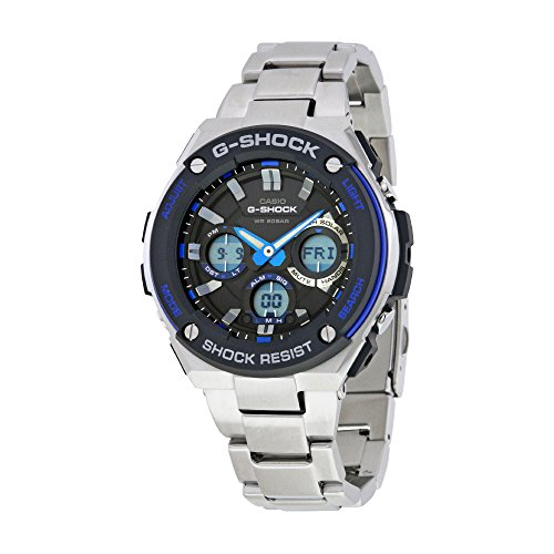 Casio G Shock G Steel Chronograph GSTS100D 1A2 product image