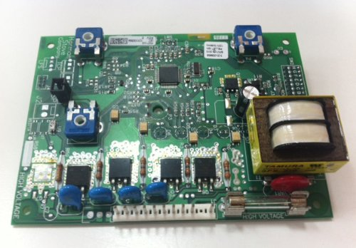 Control Board, by Harman 1-00-05886 it is compatible with the: Advance, Accentra FS & Insert, P35I, P43, P61A, P68, ()