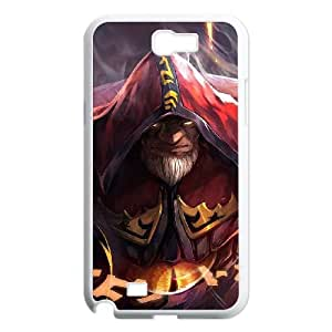 Samsung Galaxy N2 7100 Cell Phone Case White Defense Of The Ancients Dota 2 WARLOCK 001 OIW0480222