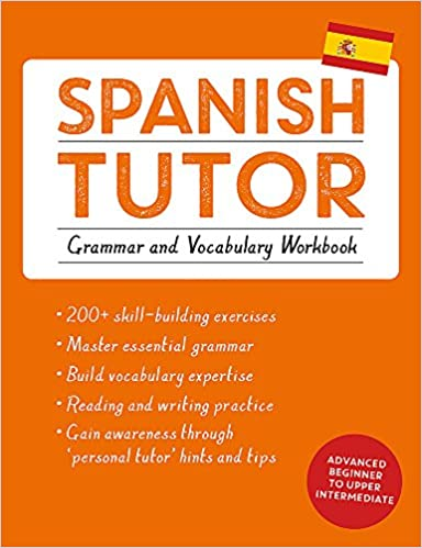 Amazon com: Spanish Tutor: Grammar and Vocabulary Workbook (Learn