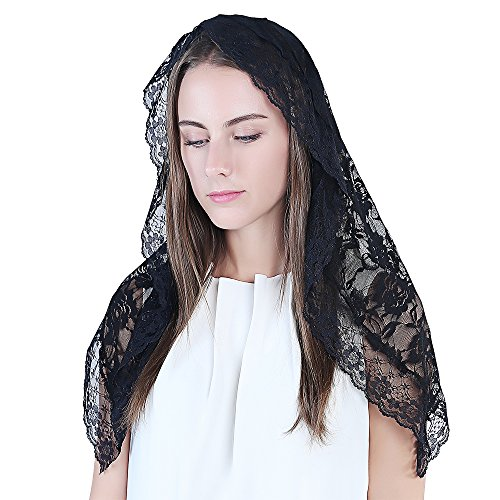 Which is the best catholic veils for mass women?
