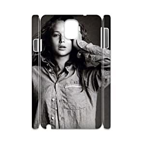 D-PAFD Diy Case Jennifer Lawrence,customized Hard Plastic case For samsung galaxy note 3 N9000