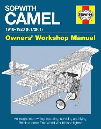 (Sopwith Camel: 1916-1920 (F.1/2F.1) (Owners' Workshop)