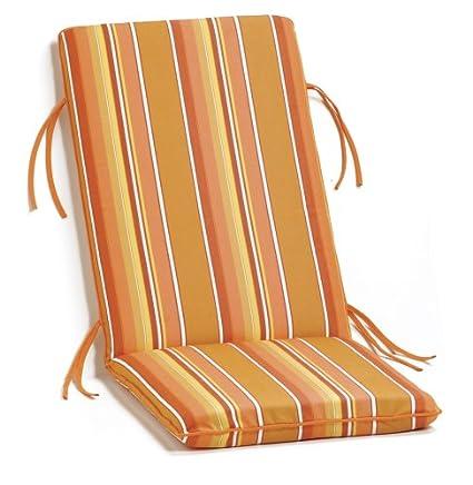 Amazon.com: Sillón reclinable Siena) – Cojín Dolce Mango ...