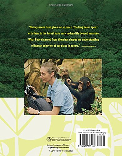 Untamed The Wild Life Of Jane Goodall Anita Silvey Jane Goodall