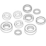 1372530 Steering Cylinder Seal Kit Fits Cat Caterpillar 920 930 930R 930T
