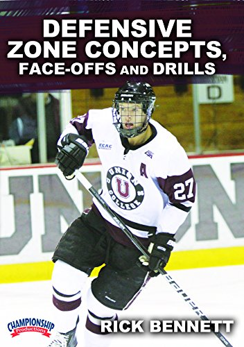 Rick Bennett: Defensive Zone Concepts, Face-Offs and Drills (DVD)