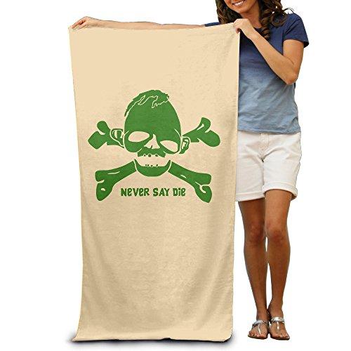 LCYC Goonies Never Say Die Adult Cartoon Beach Or Pool Bath Towel 80cm*130cm