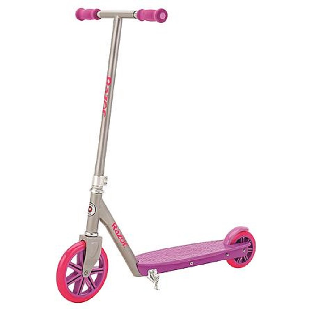 Scooter Razor Berry Lux Scooter - Purple/Pink